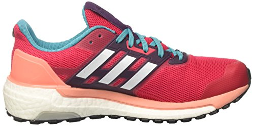 Multicolore Glow Supernova Pink Chaussures Femme Running W Adidas ftwr energy sun De Gtx White 0wqzOOd