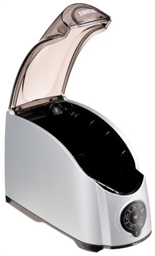 White Cooper Cooler HC01-A Rapid Beverage /& Wine Chiller