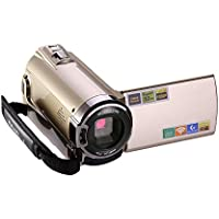 Camcorder Digital Camera,camcorder with Wifi,DV-5052 1080p Digital Zoom Video Camcorder with 16x Digital Zoom 270°Rotation