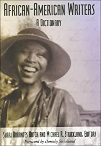 African-American Writers: A Dictionary (Literary Companions (ABC))