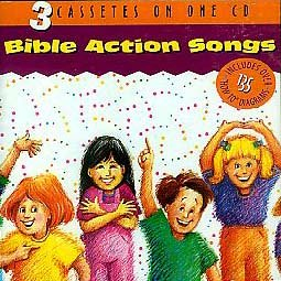Bible Action Songs by Word