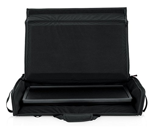 Gator Cases Padded Nylon Carry Tote Bag for Transporting LCD Screens, Monitors and TVs Between 19'' - 24''; (G-LCD-TOTE-SM) by Gator (Image #2)