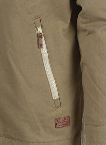 Blend Brown Bobby Uomo 75115 Giacche Da Safari xw87xPq