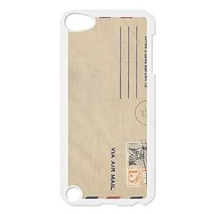 iPod Touch 5 Phone Cases White Vintage Envelope FSG520980