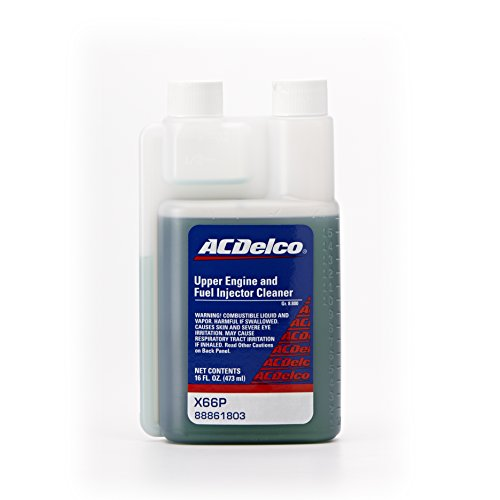 ACDelco X66P Fuel Injector and Upper Engine Cleaner