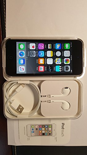Apple iPod Touch 16GB Space Gray (6th Generation) (Ipod Touch 16 Video Gb)