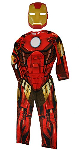 with Iron Man Costumes design