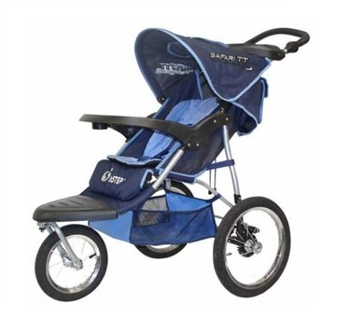 Amazon. Com: instep safari tt single jogging stroller: sports.
