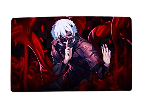 A Wide Variety of Tokyo Ghoul ¡ÌA Anime Characters Desk & Mouse Pad Table Play Mat (Kaneki Ken 13)
