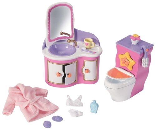 Zapf Creation  Missy Milly Get Ready Play Set