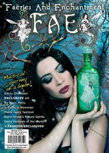 FAE Faeries and Enchantment Magazine Spring 2010