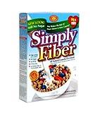 crunchy corn bran - Benefit Nutrition Simply Fiber Cereal -- 8.5 oz