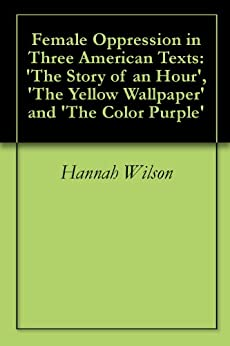 comparison between novels the yellow wallpaper Authors like charlotte perkins gilman charlotte perkins gilman author of 284 books including the yellow wallpaper and other stories.