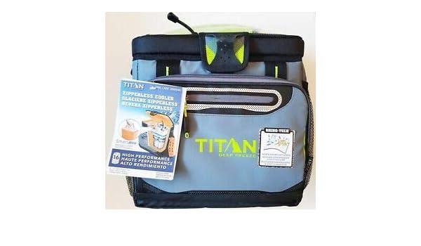 Deep Freeze Titan 16 - Enfriador de latas, Color Verde: Amazon.es ...
