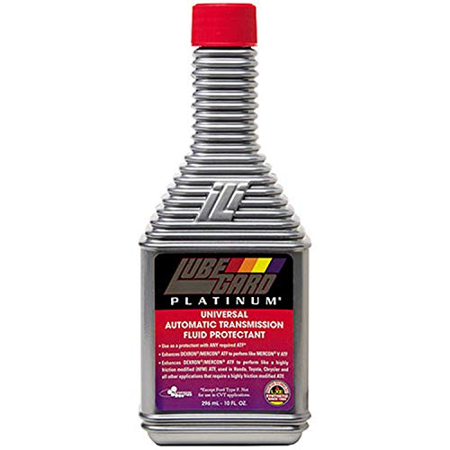 Lubegard 63010 Platinum Universal ATF Protectant, 10 oz. (2000 Dodge Dakota V8 Magnum Towing Capacity)