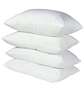 Emolli Luxury Hotel Collection Bed Pillows Super Soft Down