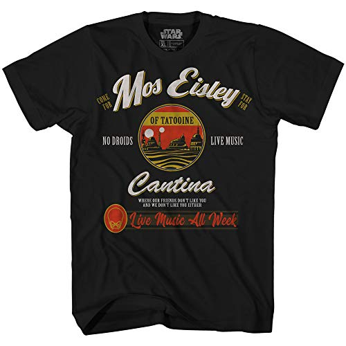 Star Wars Mos Eisley Cantina Tatooine Men