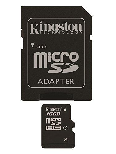micro sd card 16gb adapter - 7