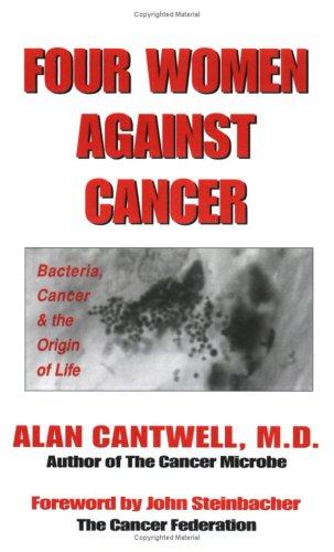 Read Online Four Women Against Cancer PDF