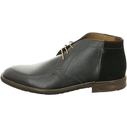 LLoyd Harding Desert Boot Stiefelette schwarz, Farbe:schwarz;Größe:45