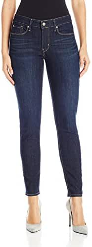 Signature by Levi Strauss & Co Women's Totally Shaping Skinny Jean