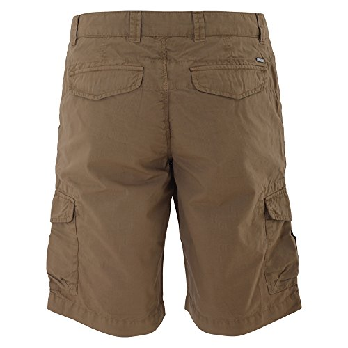 Wosho0383ri027257 Marrone Uomo Shorts Woolrich Cotone gw1zzq