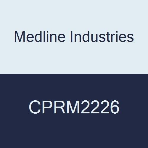 Medline Industries CPRM2226 Pediatric Manual Resuscitator with Tube Reservoir, Latex Free, Pediatric Size (Pack of 6)
