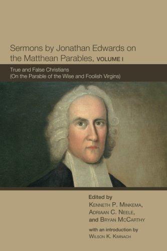 Jonathan edwards essay