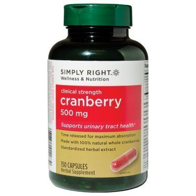 (Members Mark Clinical Strength Cranberry, 500mg )