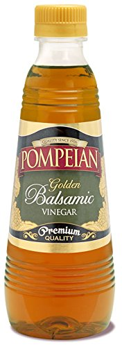 Pompeian Golden Balsamic Vinegar 16 oz (Pack of - Golden Balsamic Vinegar