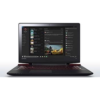 Lenovo Y700 - 15.6 Inch Full HD Gaming Laptop (Core i7, 16 GB RAM, 1 TB HDD, Windows 10) 80NV0028US