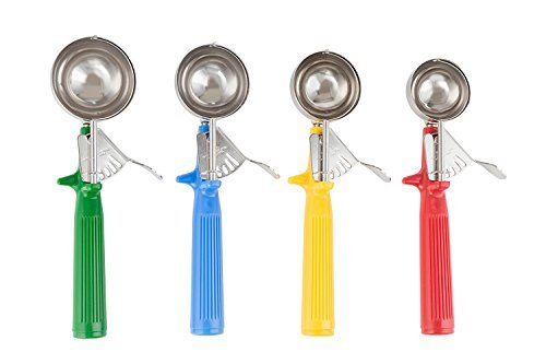 Culinary Depot Stainless Disher 4 Piece product image