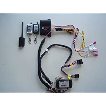 amazon com remote starter kit w  keyless entry for dodge