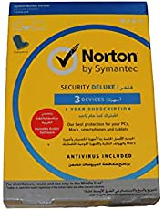 Norton 3 Devices 1 Year Subscription