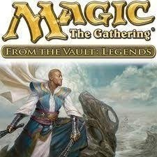 Magic the Gathering Card Game From the Vault: Legends