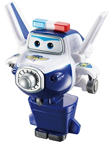 Large Product Image of Super Wings US710610 Transform-A-Bots, Jett, Paul, Mira, Grand Albert, Toy Figures, 2