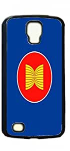 HeartCase Hard Case for Samsung Galaxy S4 Active(The association of Southeast Asian Nations Flag )