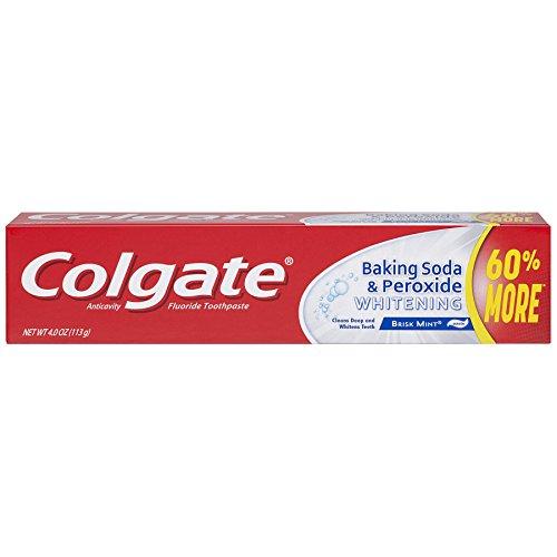 Colgate Baking Peroxide Whitening Toothpaste