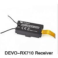 Walkera Runner 250-Z-18 100% Original Walkera Quacopter Runner 267 Partsdevo-rx710 receiver