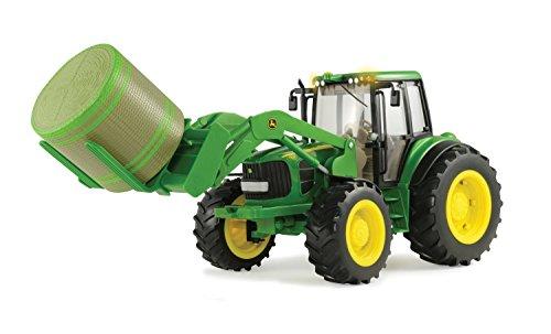 John Deere 7330 Tractor with Accessories -  Ertl, 46380