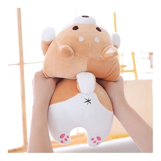 Shiba Inu Pillow - Kawaii Dog Plush Pillow 3