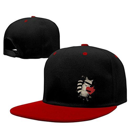 [Lady 100% Cotton Stole My Heart Hip-Hop Hats Men's] (Jumbo Hip Hop Adult Hat)