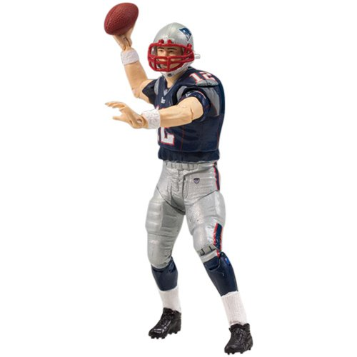 NFL New England Patriots McFarlane 2012 Playmakers Série 3 Tom Brady Action Figure