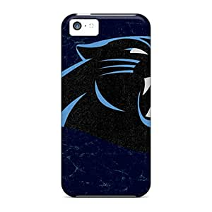 Iphone 5c Case Cover Carolina Panthers Case - Eco-friendly Packaging
