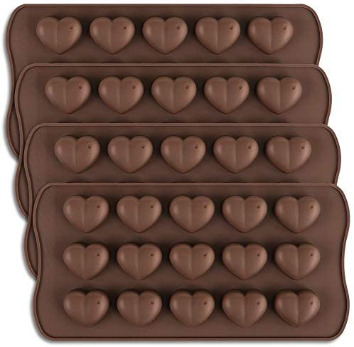 homEdge 15 Cavity Chocolate Silicone Valentine product image