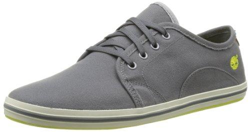 TimberlandEk Casco Bay Ftm - Zapatos Planos con Cordones hombre Gris (granite grey)