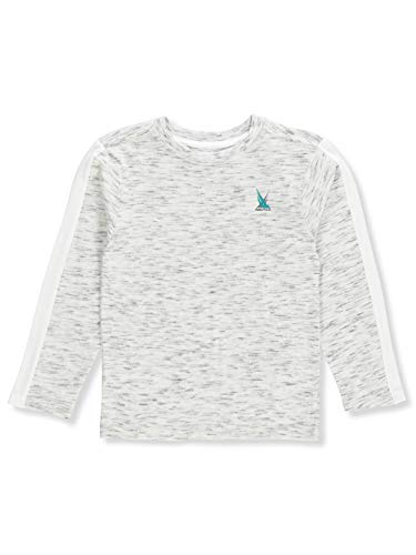 Nautica Big Boys' L/S T-Shirt - Space Heather, ()