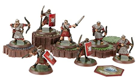 Amazoncom Hasbro Heroscape Expansion Set Assortment Roman Legion
