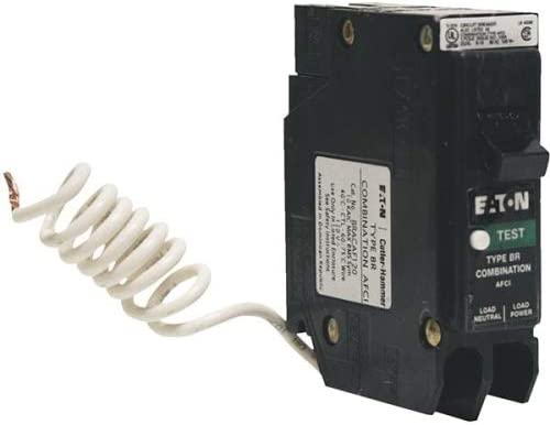 NEW Eaton BR210 Circuit Breaker Type BR 2P 10A 120//240VAC 10kAIC