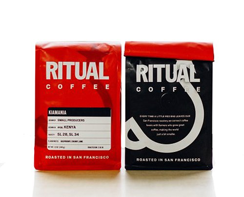 Ritual Coffee Roasters, Los Gigantes DECAF, Colombia - 12 oz bag, Whole Bean ()